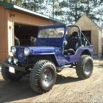 Another Willys Big Foot