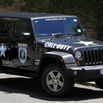 Call of Duty Black Ops Jeep Wrangler Unlimited